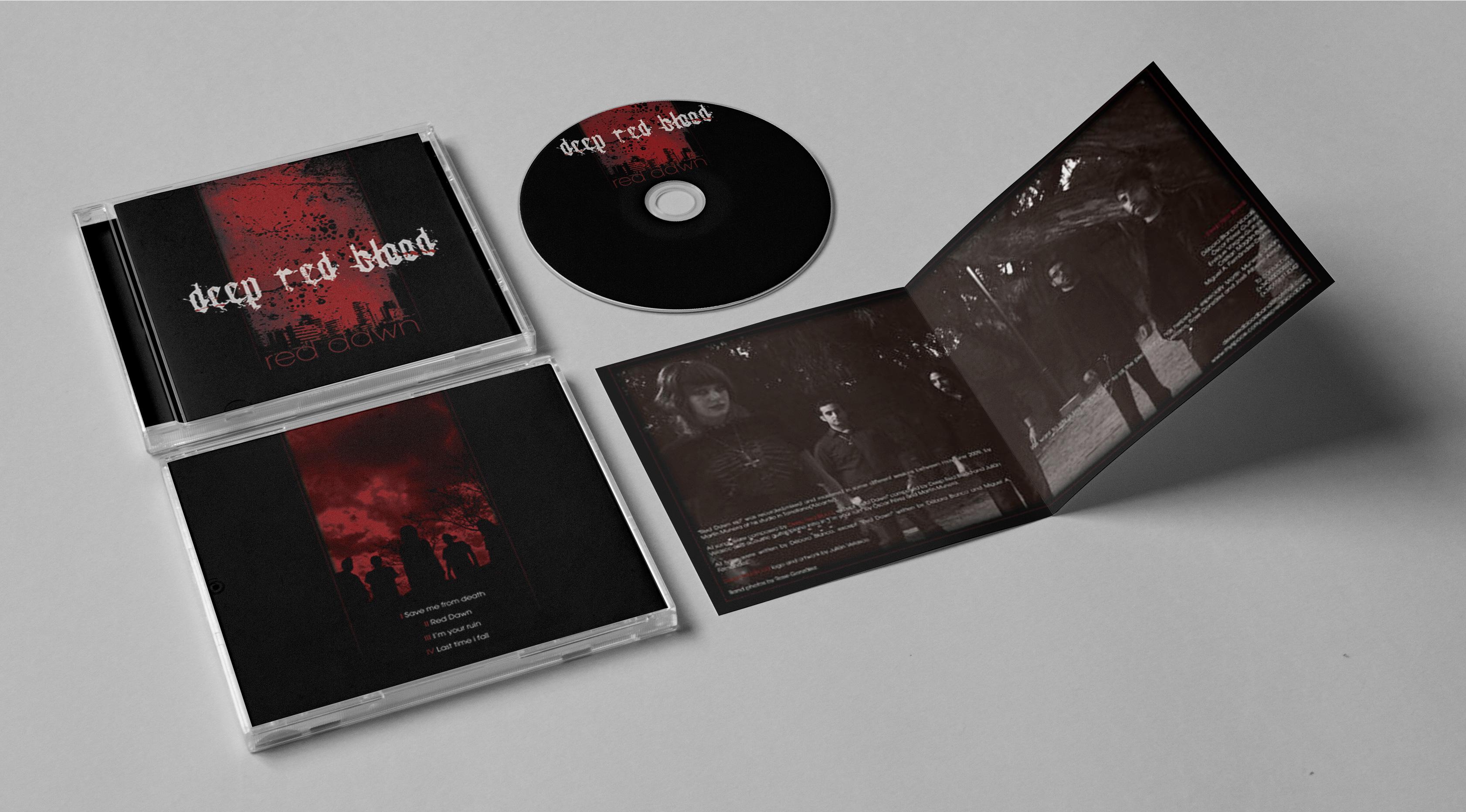 deepredblood-cd